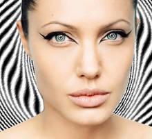 Hypno Angelina Jolie by theeyeshavehills