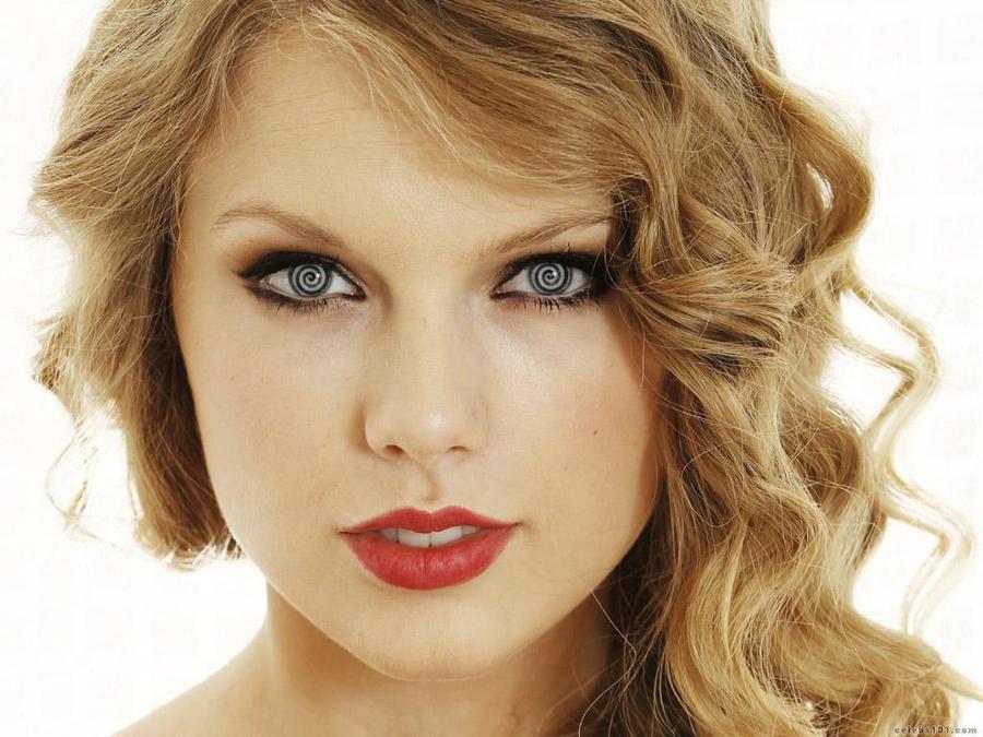 Hypno Taylor Swift by theeyeshavehills