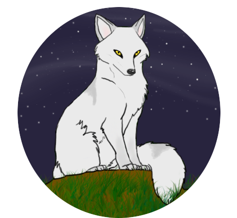 Fox Form Icon by girlonwantedposters