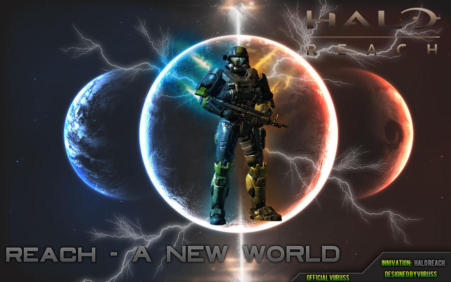 Halo Reach Poster By Byviiruss Deviantart – Desenhos Para Colorir
