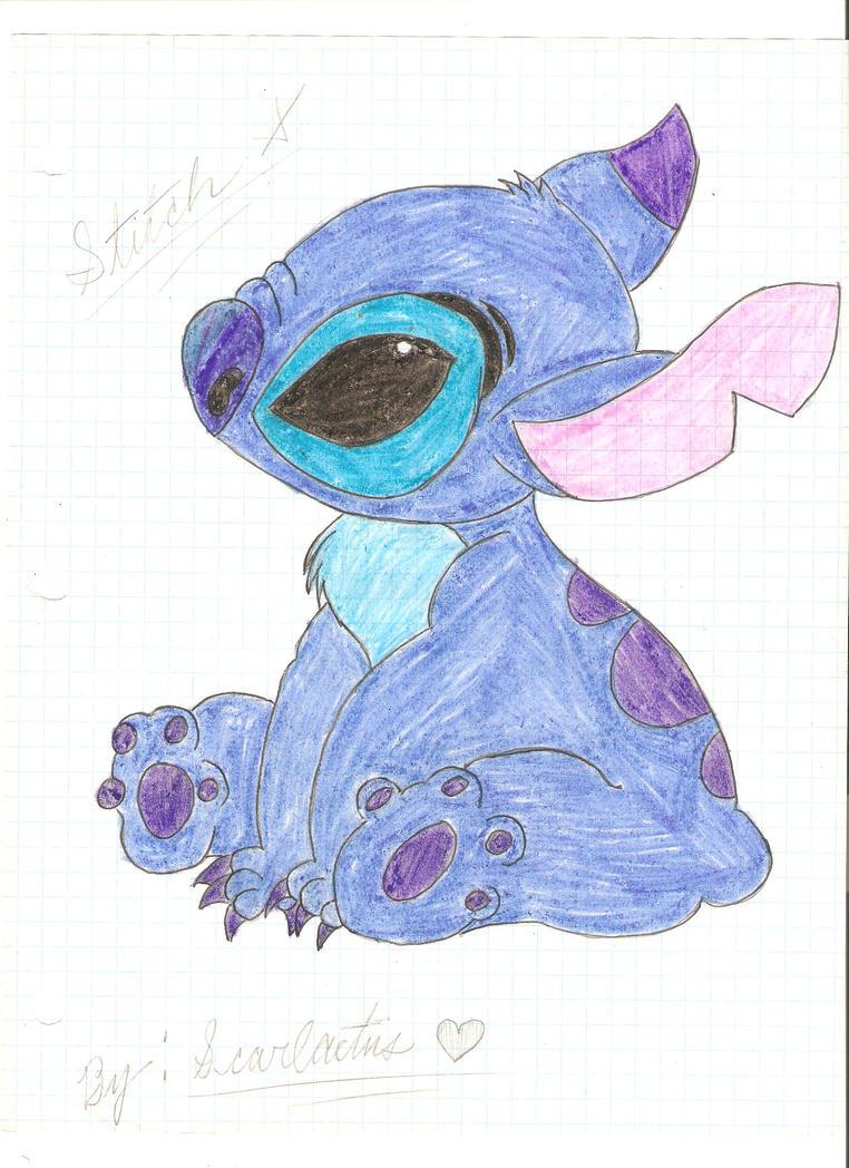 Stitch :) by Scarlet245
