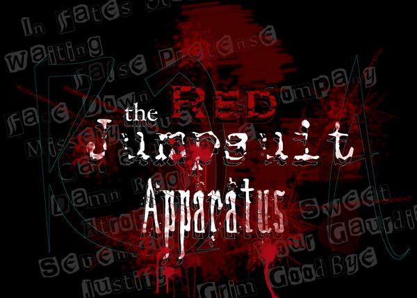 Red Jumpsuit Apparatus by Semanticcode