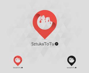 SztukaToTu logotype