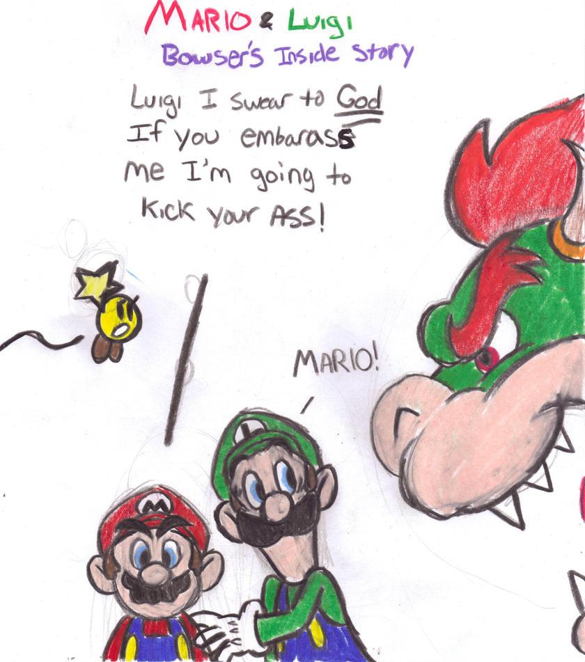funny mario and luigi jokes - photo #28