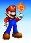 Smash Veteran Mario