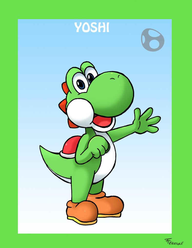 Smash Bros. Yoishi by SonicKnight007