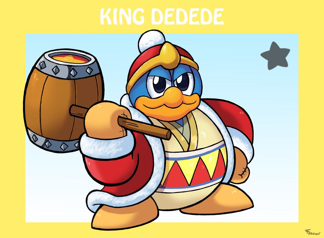 Smash Bros  King DeDeDe by SonicKnight007