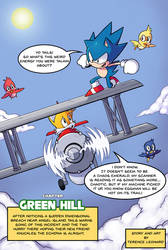 Sonic Mania Page 1