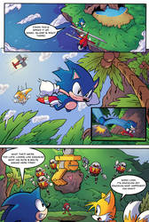 Sonic Mania Page 2