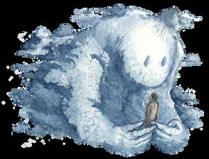 The cloud friend