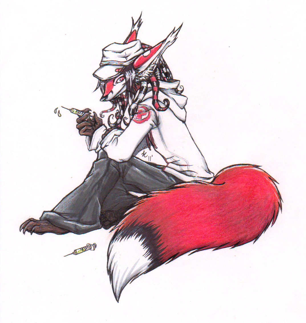 Renard, because I wanted to by Shukketsu-Kokoro