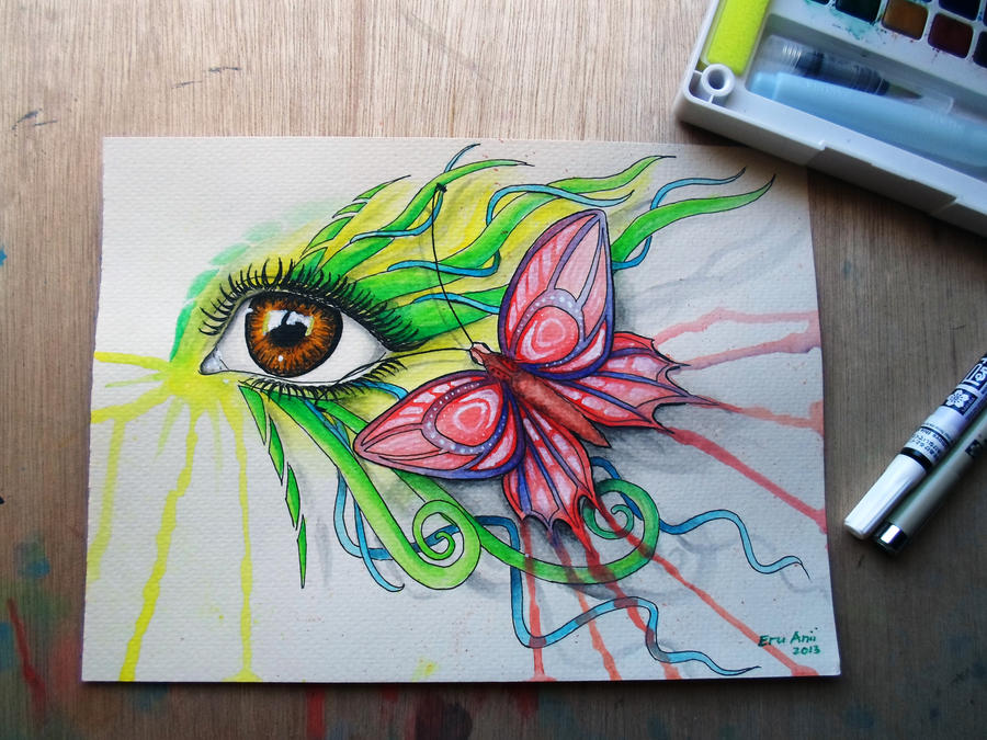 Flutter by EruAnii