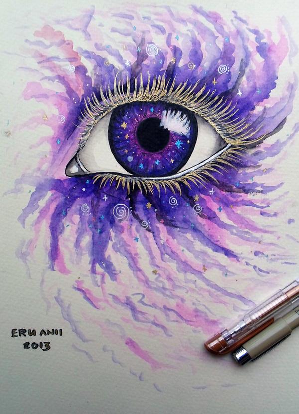 Galaxy by EruAnii