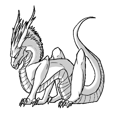 AnnaWolf's Freebies Ice_dragon_monster_by_annatiger1234-d6lsf02