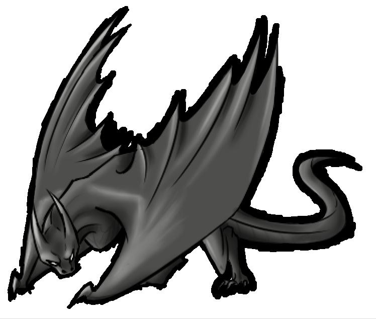 AnnaWolf's Freebies October_dragon_pose_by_annatiger1234-d6qw4en
