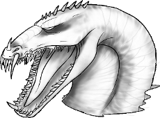 Dragon Head Pop Out Pose by Annatiger1234