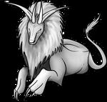 Lion Dragon Pose