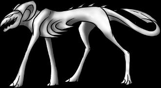 AnnaWolf's Freebies Demon_hound_pose_by_annatiger1234-d7c0ywq