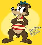 Art Trade: Barrington the Bear