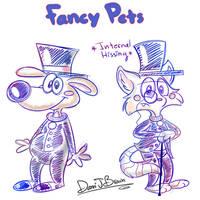 Fancy Pets by DBToonPhenomenal