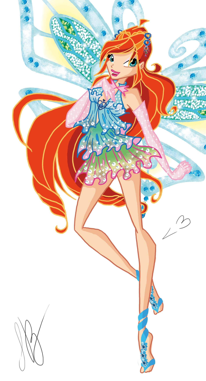 Magic winx forever bloom enchantix - Winx club bloom enchantix ...