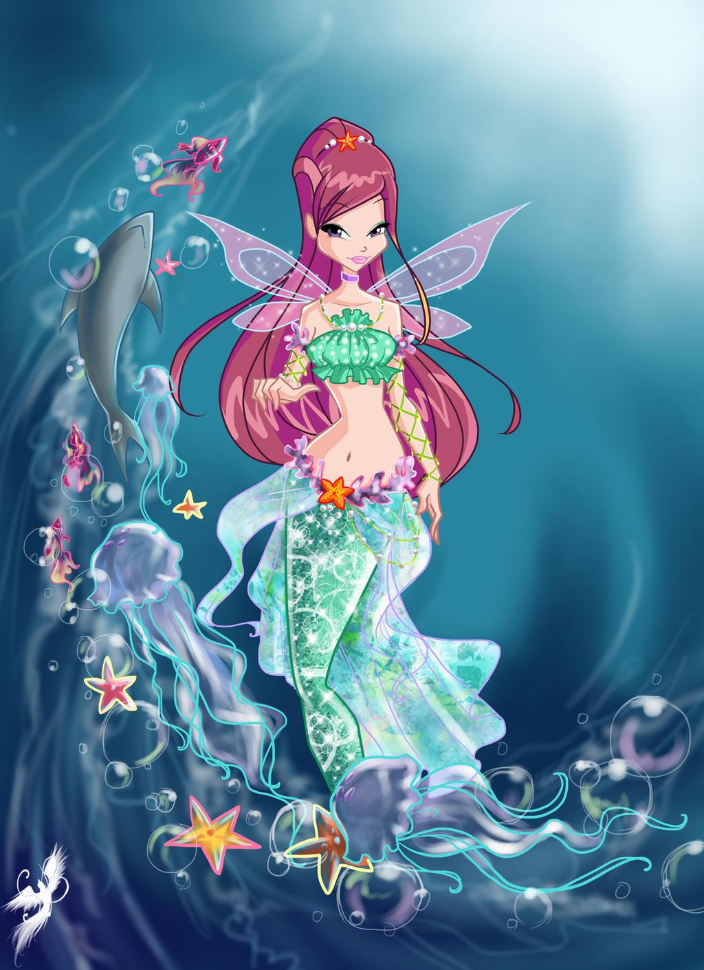 winx club mermaidix musa wwwimgkidcom the image kid