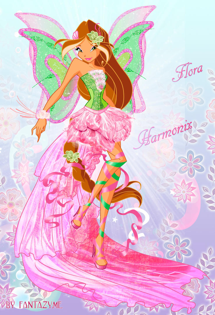 Flora Harmonix by fantazyme