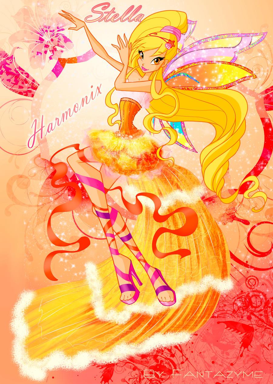Stella full harmonix by fantazyme