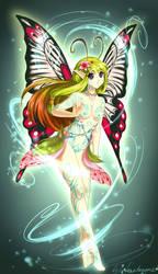 Anime fairy by fantazyme