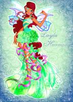 Layla harmonix by fantazyme