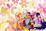 4 Winx wallpaper
