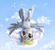 Muffin Cloud.Derpy by fantazyme