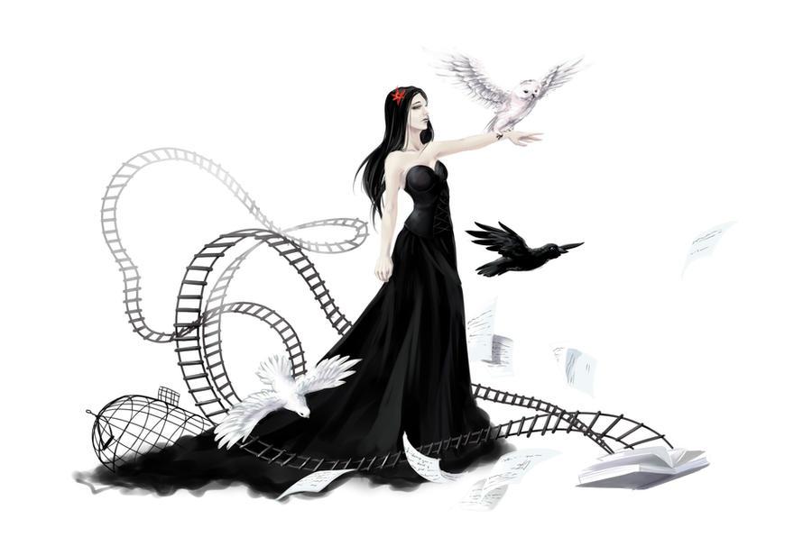 End of New Era. Nightwish by fantazyme