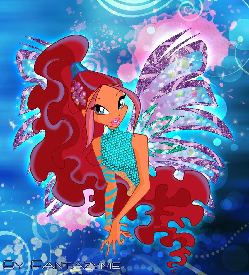 Layla Sirenix by fantazyme