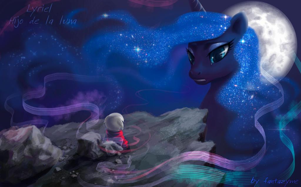 Image result for Hijo de la luna