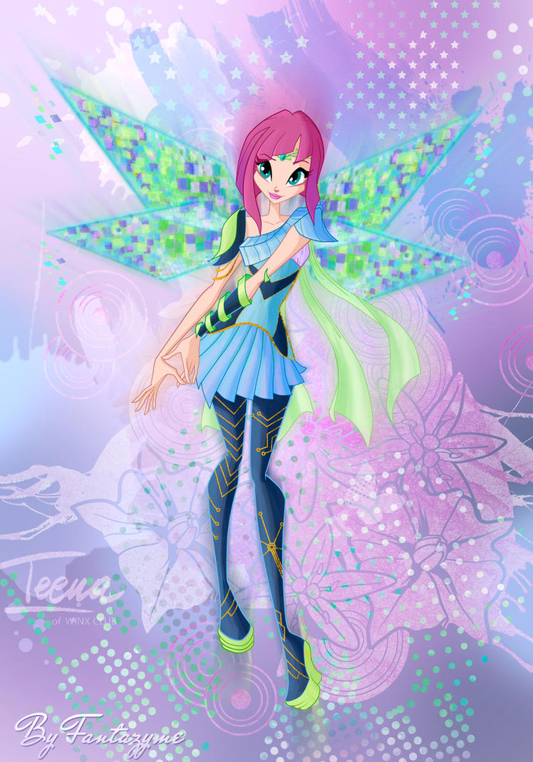 Winx tecna bloomix by fantazyme on deviantart - Winx magic bloomix ...