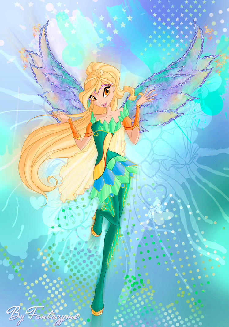 Winx club season 6 daphne bloomix by fantazyme on deviantart - Winx magic bloomix ...