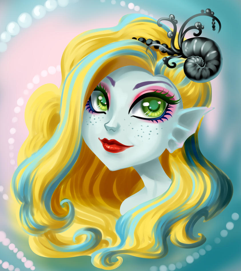 Lagoona Frights,Camra,Action By Fantazyme On DeviantArt