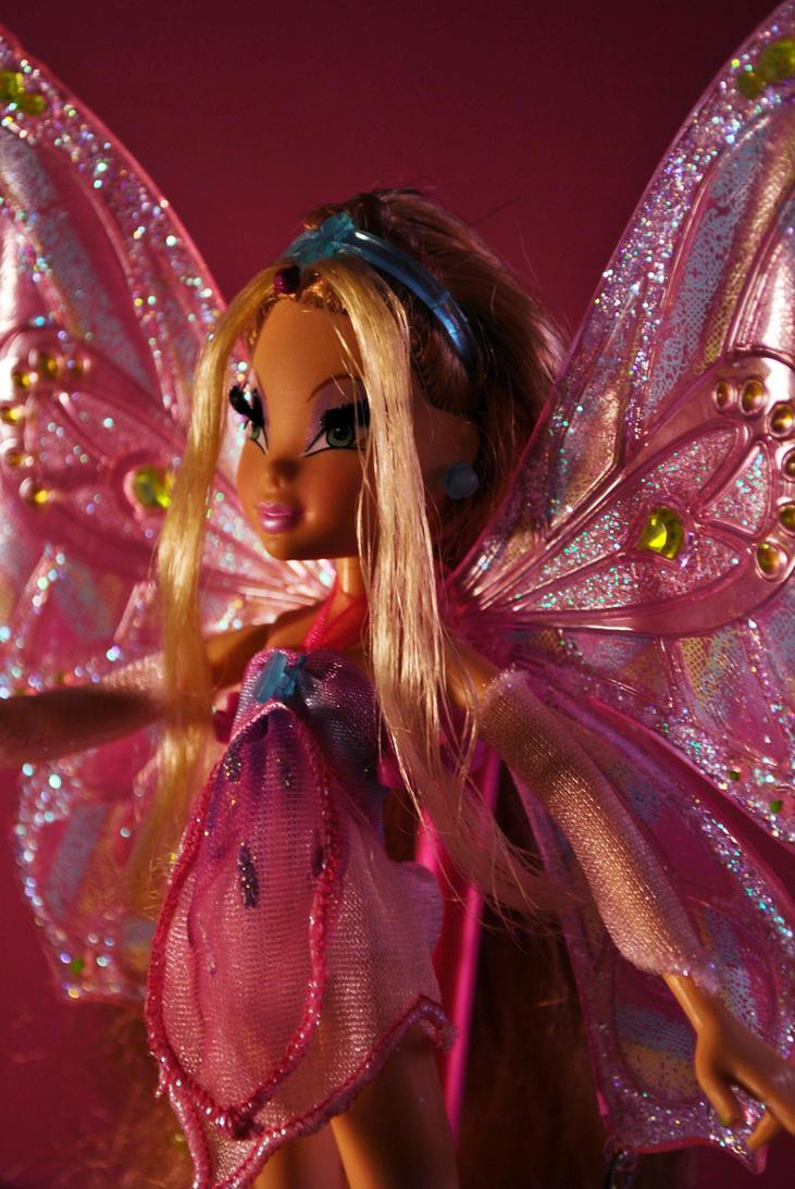 Flora Mattel Enchantix Doll by fantazyme