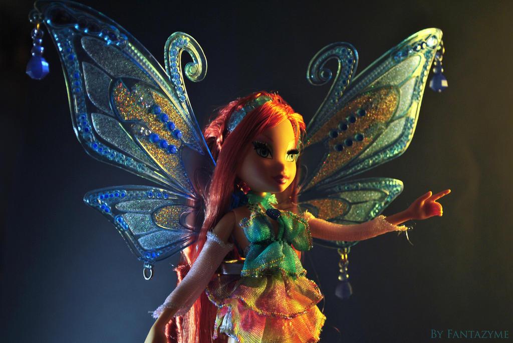 Winx club bloom mattel enchantix by fantazyme on deviantart - Winx club bloom enchantix ...