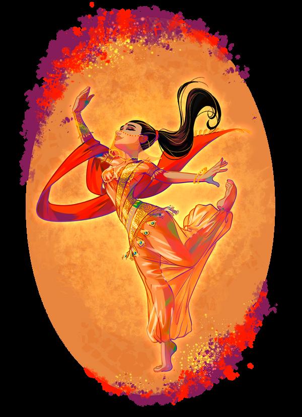 Arabesque by fantazyme