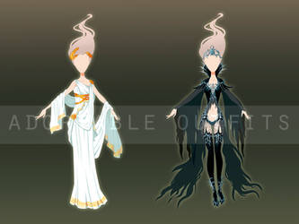 (Closed) Costumes design adoptables - Auction 4 by fantazyme