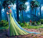 Niri - Queen of Elves