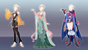 (Closed) Outfit design adoptables - Auction 21