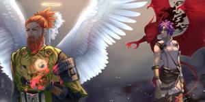 Blade and Soul Digest Illustration 03