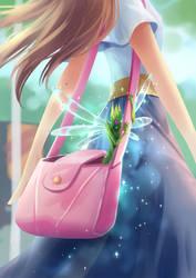 Fairy Bag by fantazyme