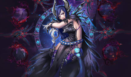 Blade and Soul - Arela by fantazyme