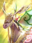 Unicorn's rest by fantazyme