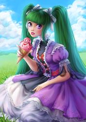 Commission: Serafina by fantazyme