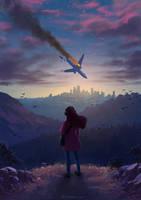 Why do I dream of plane crashes?